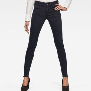 G-Star Raw Lynn Skinny Coated Jeans KBWG 100